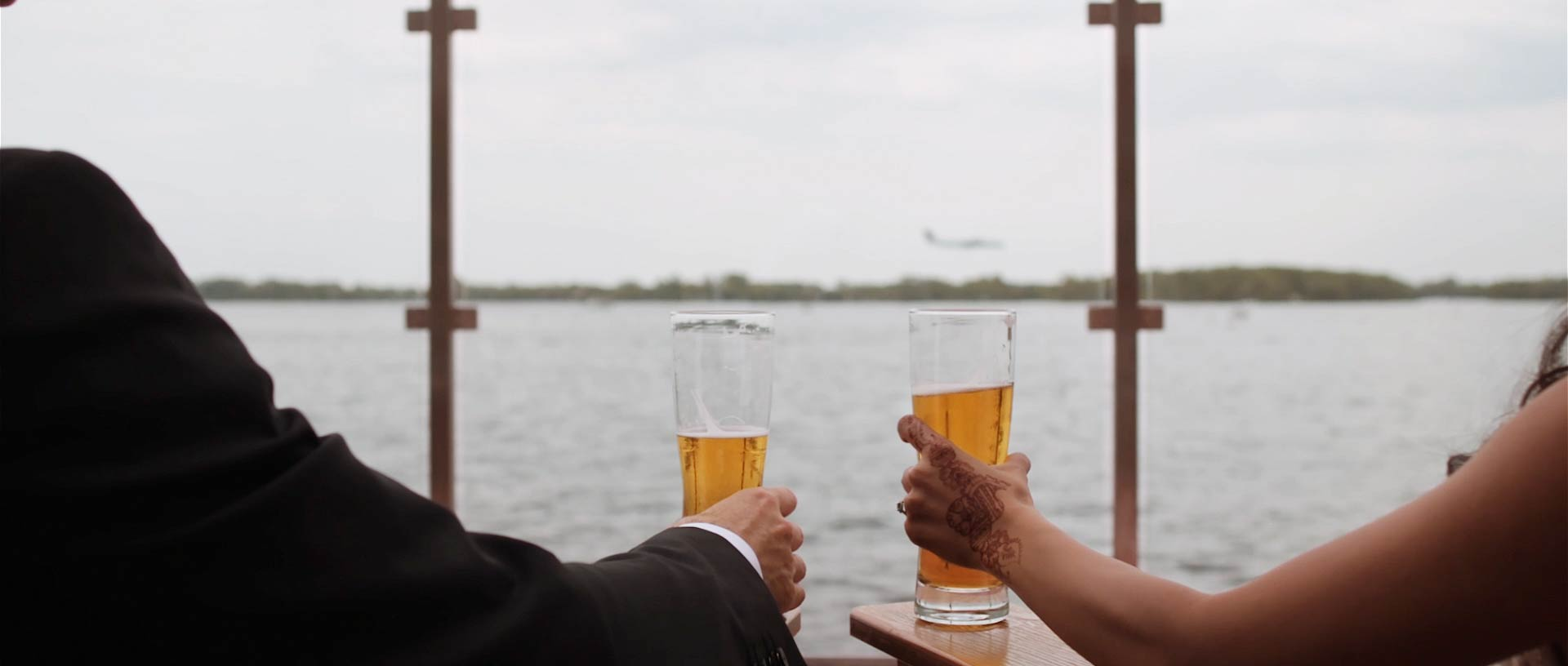 Amsterdam Brewery Wedding Shoot