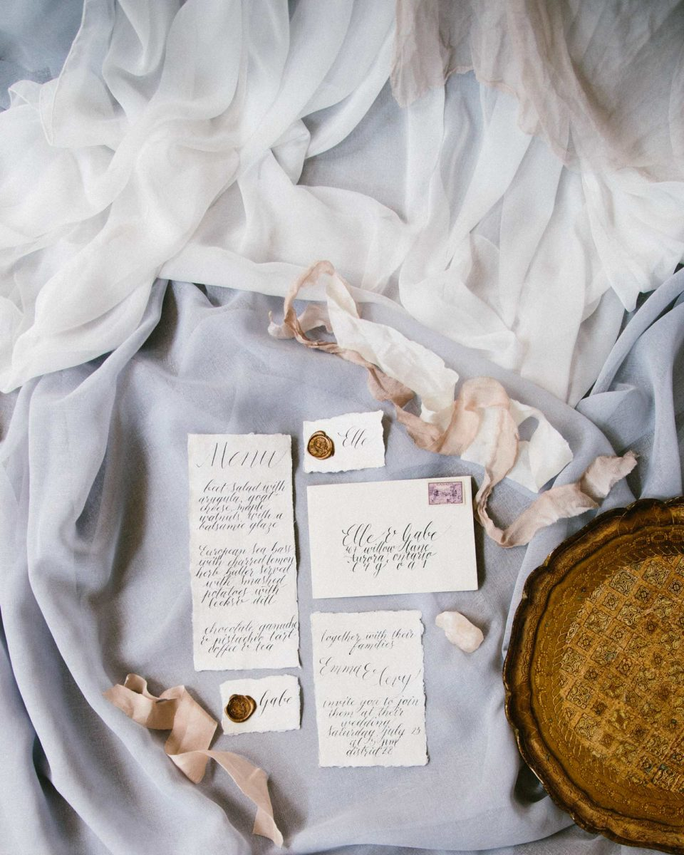 Wedding Stationery Toronto
