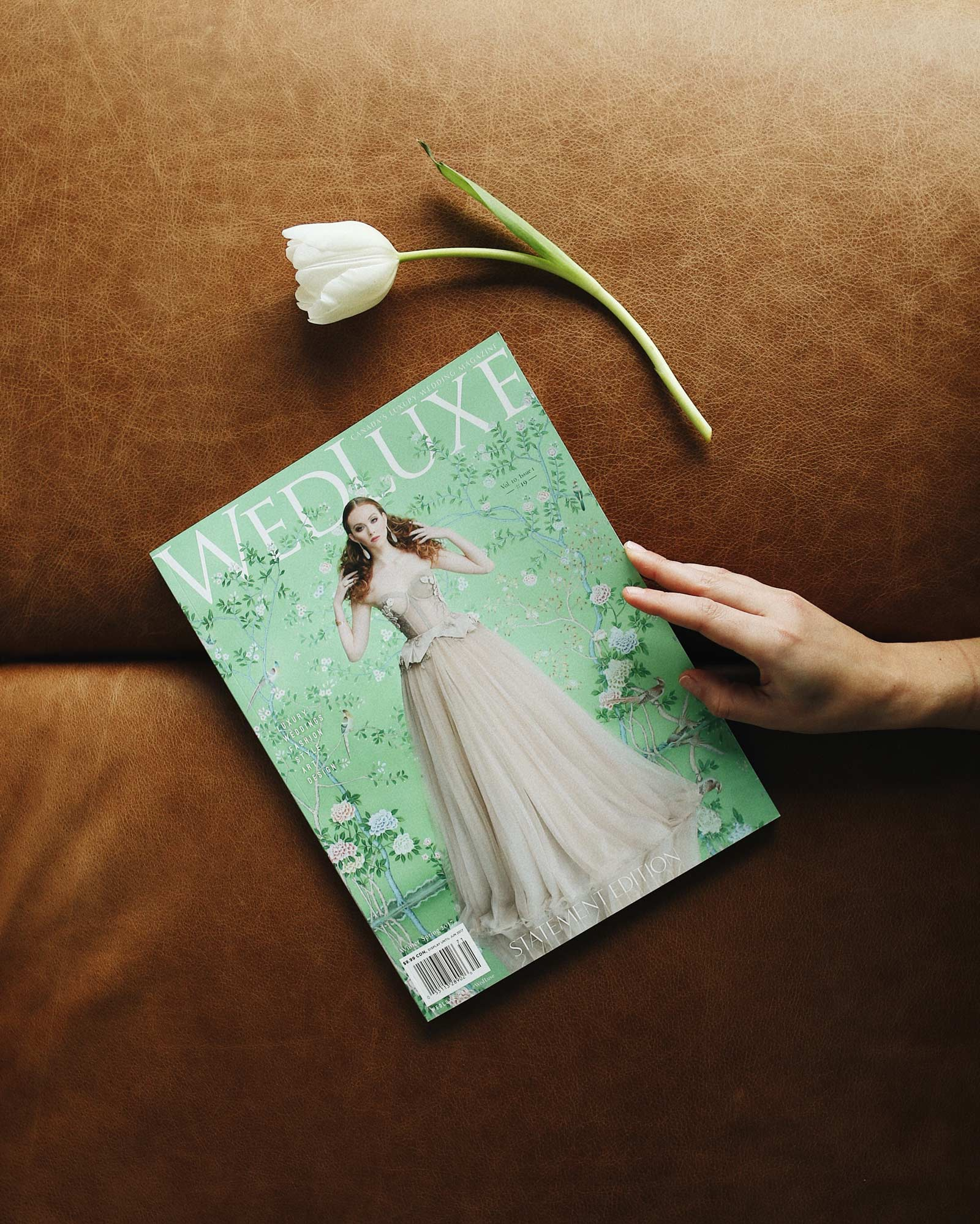 WedLuxe Magazine Spring Winter 2017 Issue