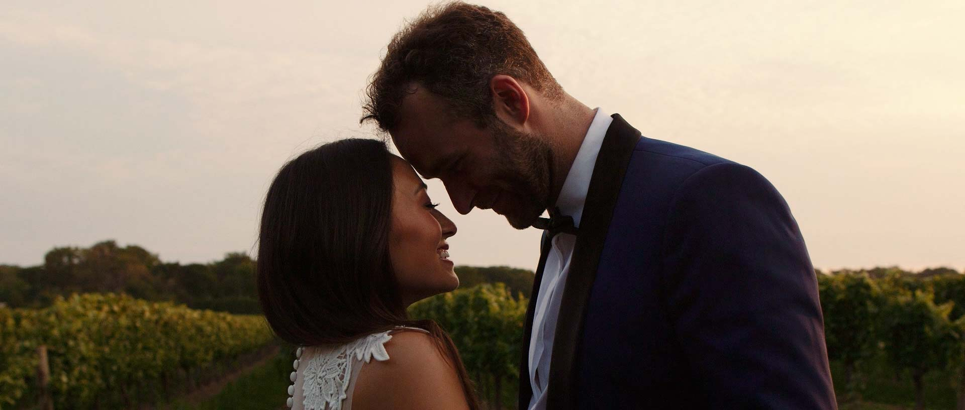 Kurtz Orchard Niagara on the Lake Wedding Videographer