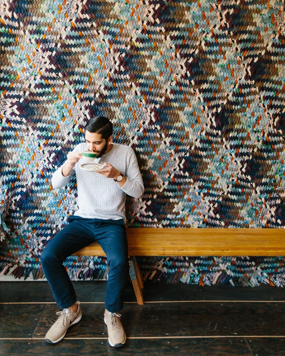 Coffee Shop Corners Instagram Tandem Coffee