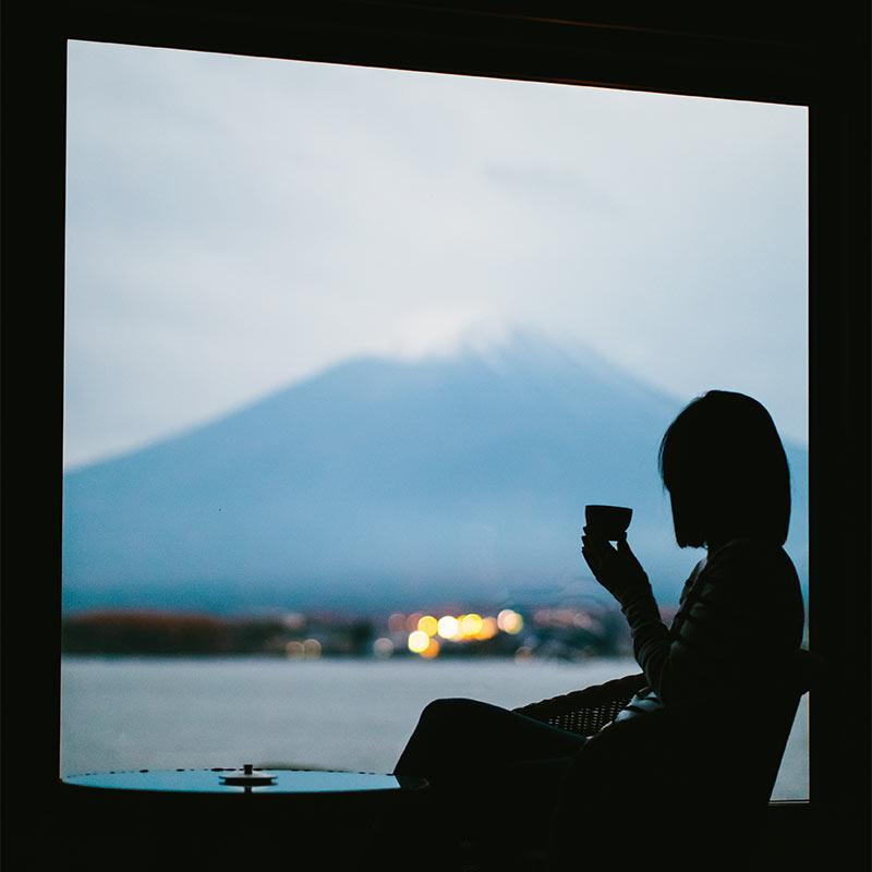 Mt. Fuji Hotel View Japan Travel