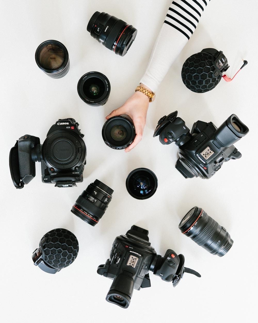 Canon Professional Cinema Gear